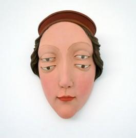 Masker van Peter Sauerer