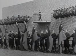 Muur van Mussert (still uit een video)