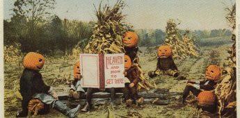 Halloween is terug in Europa!