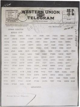 Zimmermann-telegram