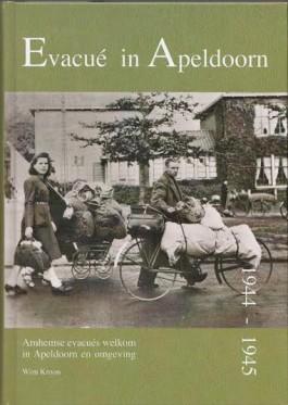 Boek 'Evacué in Apeldoorn