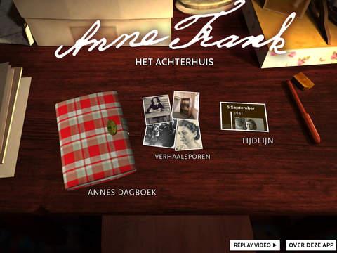 Citaten Uit Dagboek Anne Frank : Dagboek anne frank heeft eigen app