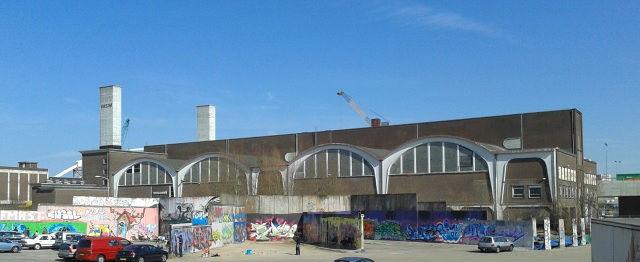 De gemeente Nijmegen bood vorig jaar het oude fabriekspand De Vasim aan als vestigingsplaats van het nieuwe museum - cc