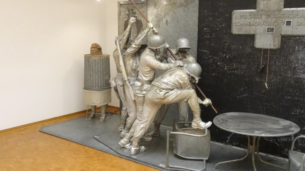 Edward Kienholz - The Portable War Memorial