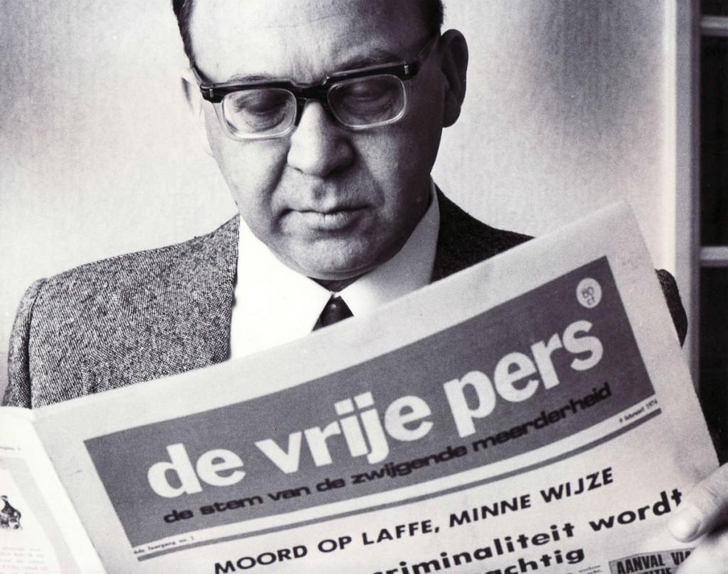 Max Lewin, februari 1974