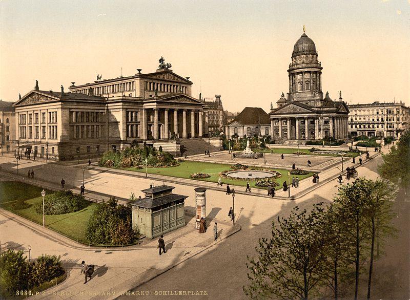 Photochrom van Berlijn, ca. 1900