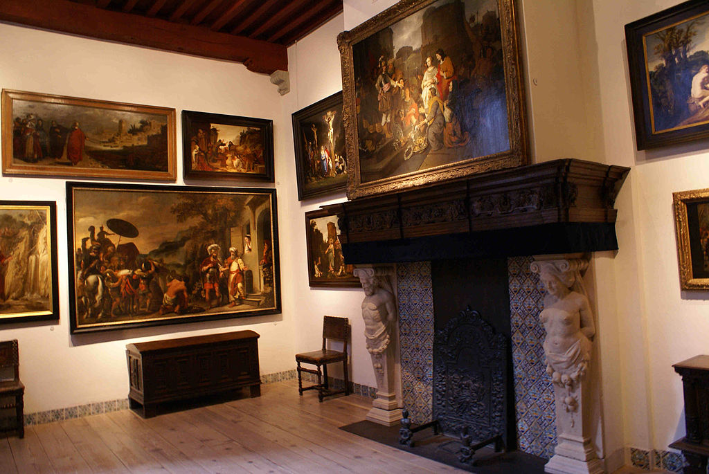 Rembrandthuis in Amsterdam - cc