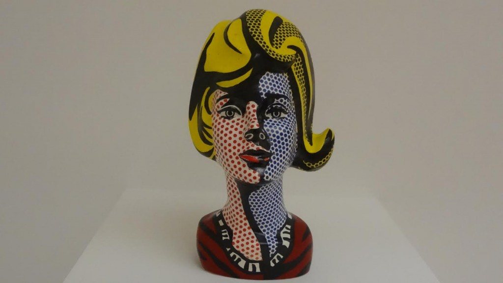 Roy Lichtenstein - Blonde