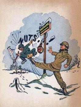 Ansichtkaart (1945)