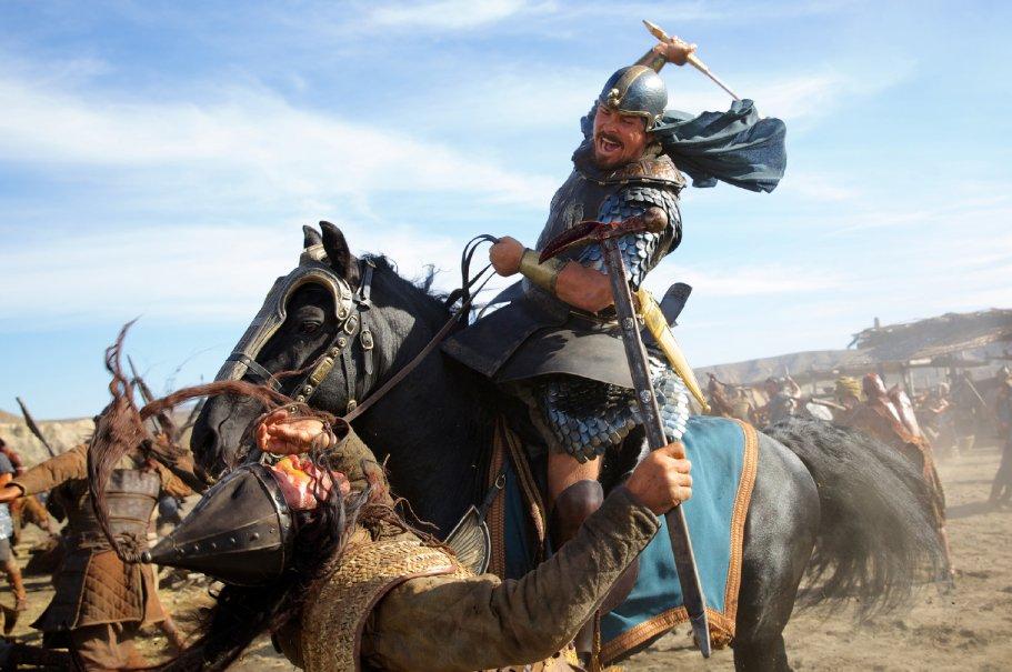 Christian Bale als Mozes (Still - Twentieth Century Fox)
