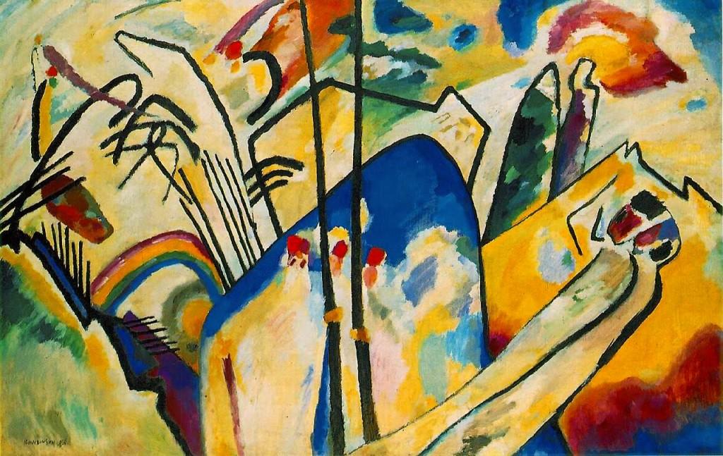 Compositie IV, 1911