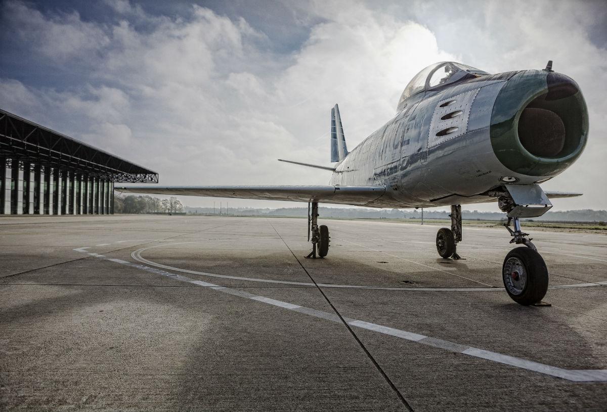 F-86 Sabre 32nd TFS (NMM)