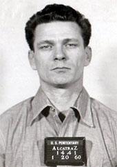 Frank Morris, een van de gevangenen die de ontsnapping mogelijk overleefde
