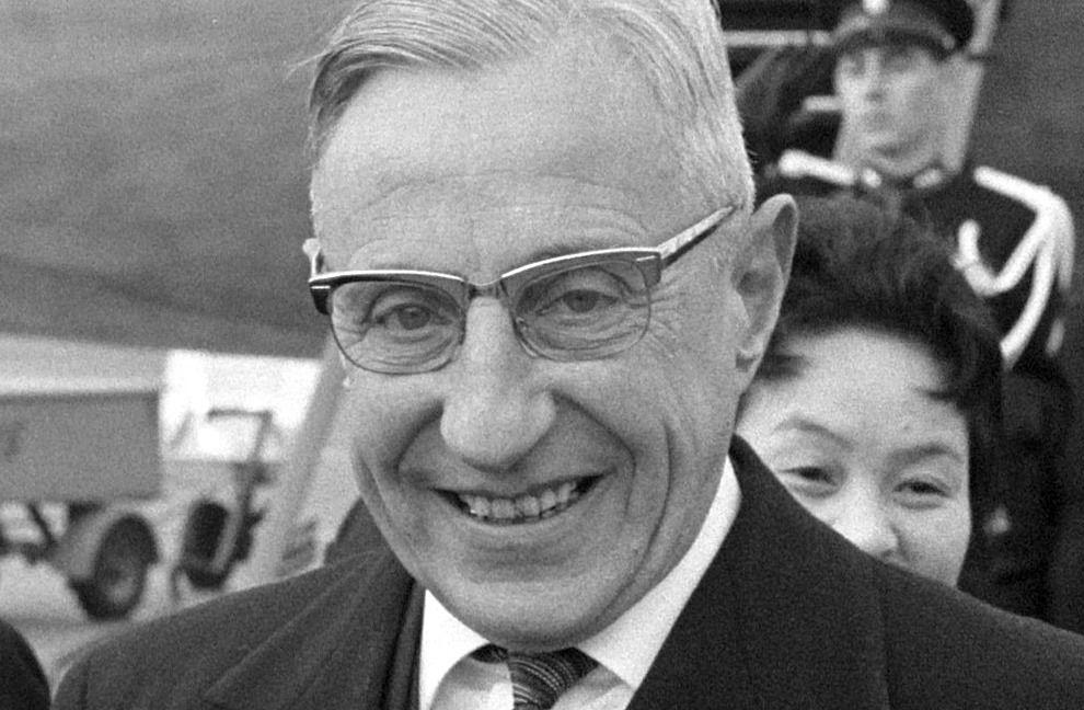 Jan de Quay in 1962 (cc - Anefo)