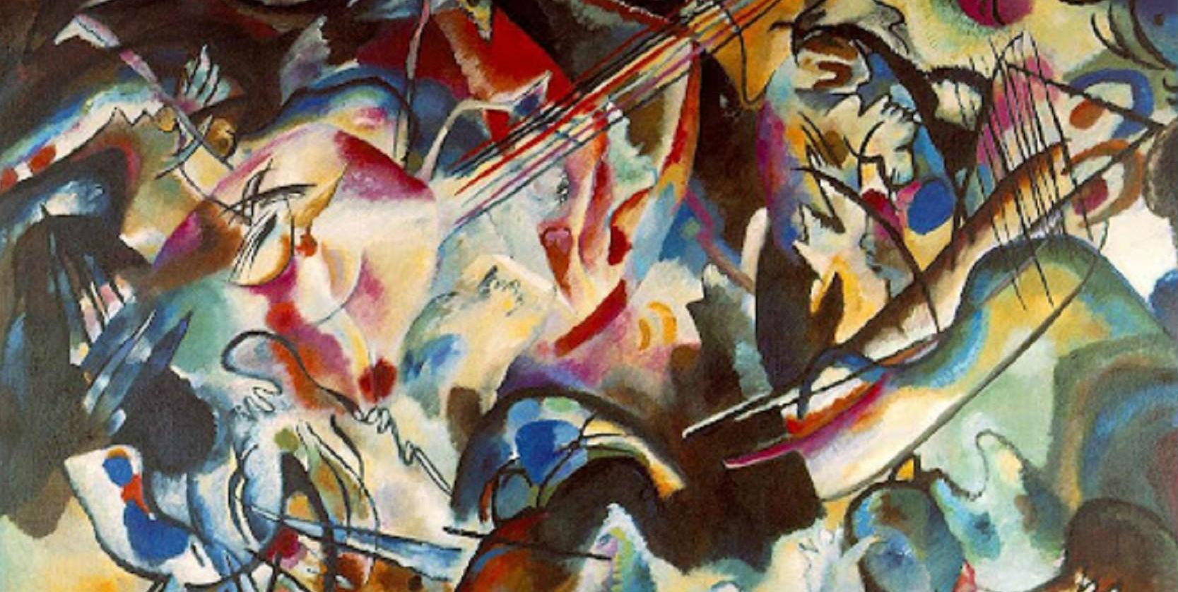 Citaten In Kunst : Bekende en belangrijke kunstwerken van wassily kandinsky