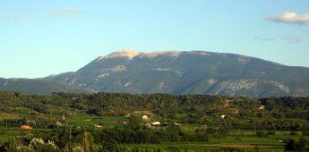 De Mont Ventoux als geboorteplaats van het humanisme