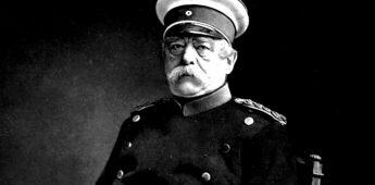 Hoe Bismarck zijn positie als rijkskanselier kwijtraakte
