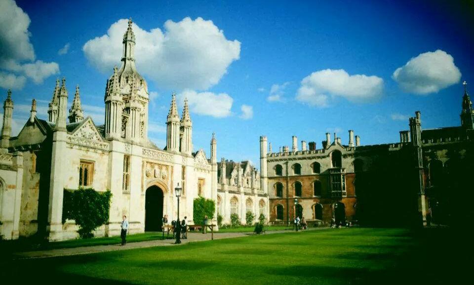 Universiteit van Cambridge (stck.xchng)