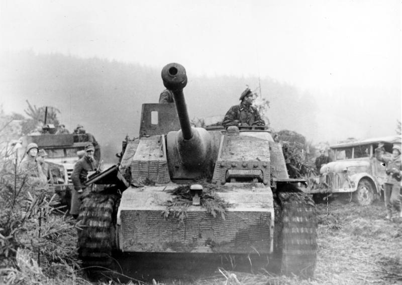 Waffen SS, januari 1945