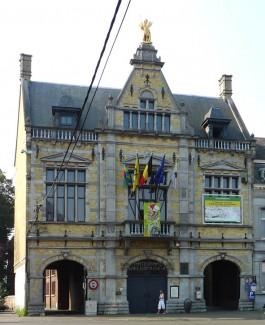 Wielermuseum in Roeselare (Onroerend Erfgoed)