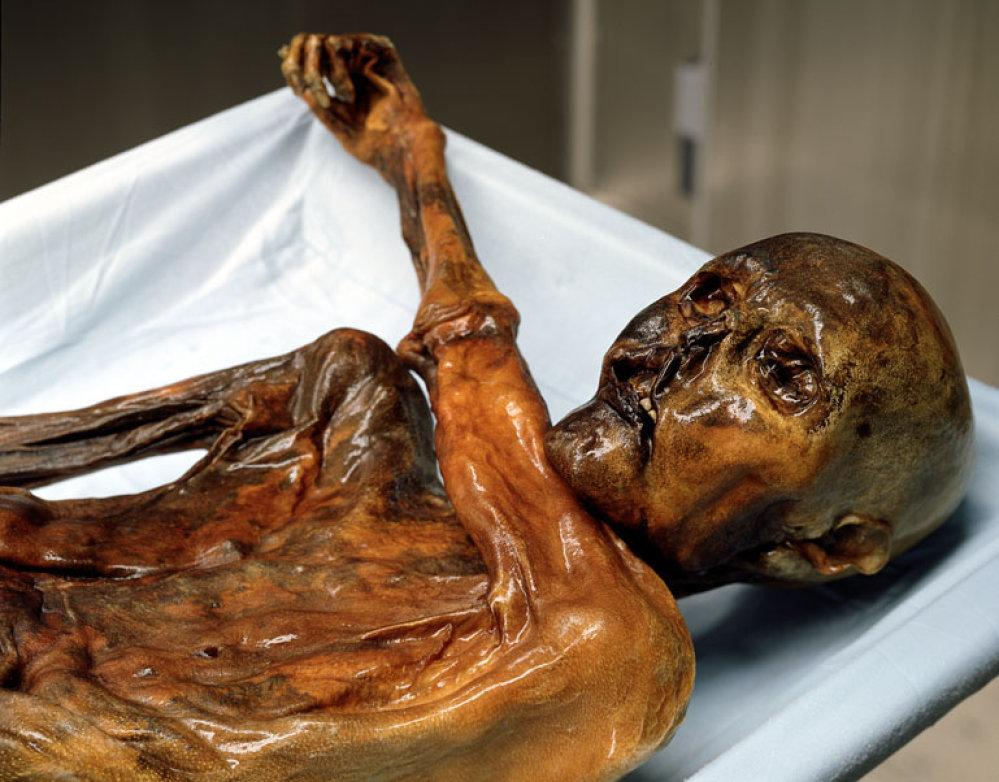Ötzi de ijsmummie