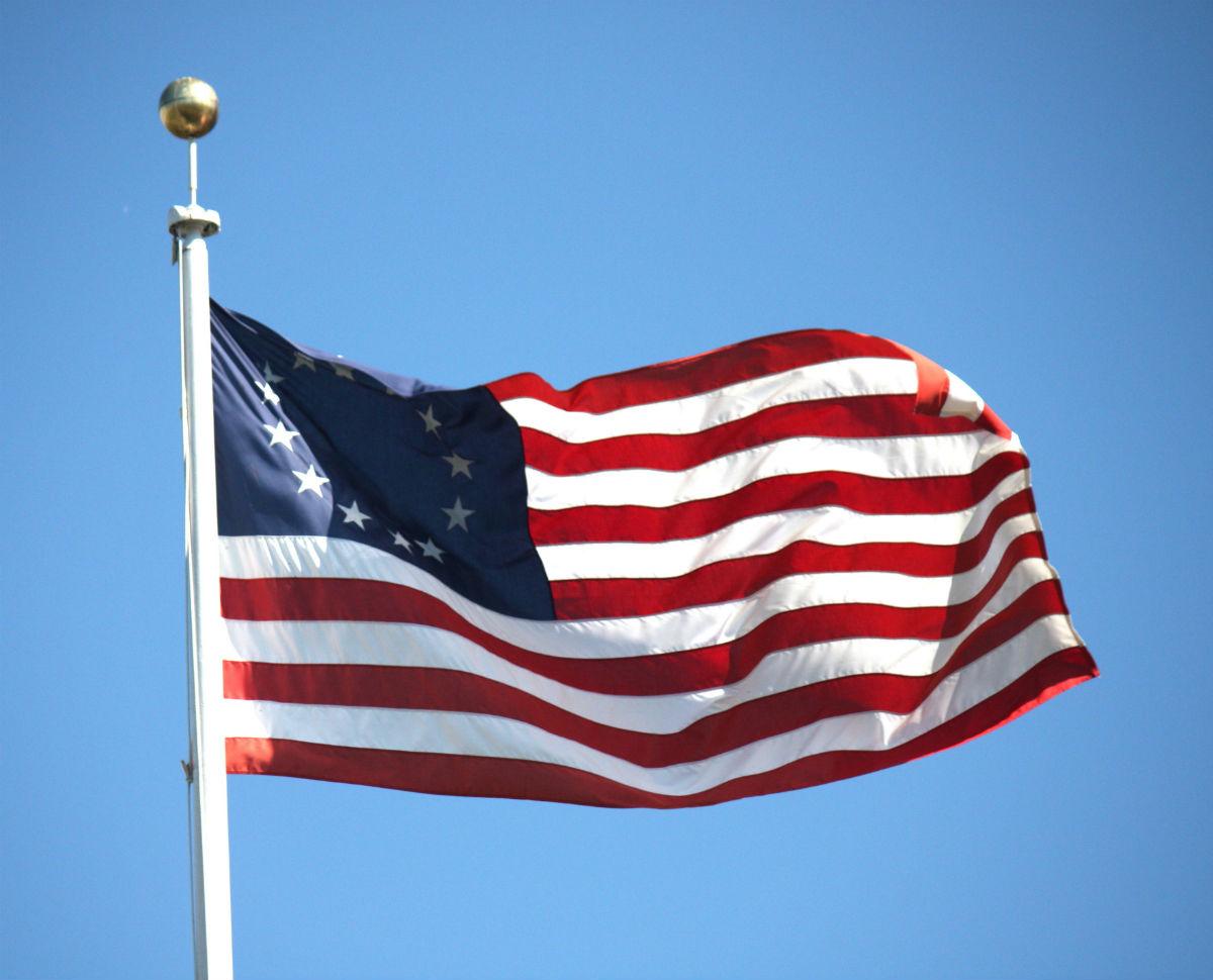 betekenis vlag amerika