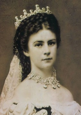 Elisabeth op 30-jarige leeftijd (1867)