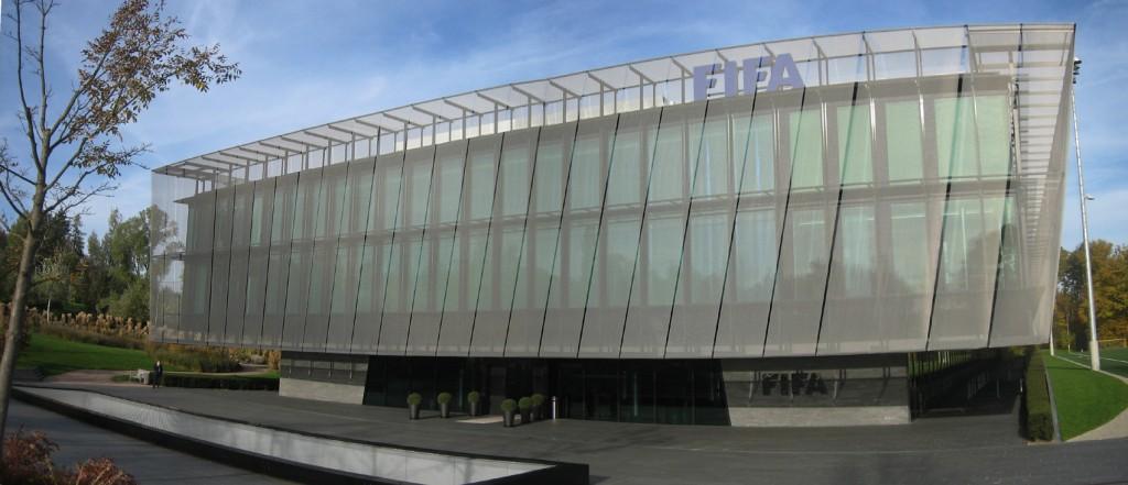 FIFA-hoofdkwartier in Zürich