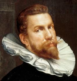 Joachim Wtewael, zelfportret