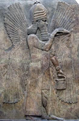 Marduk (Louvre)