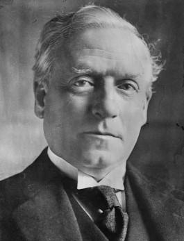 Premier Herbert Henry Asquith