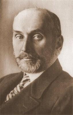 Sergej Sazonov, de Russische minister van Buitenlandse Zaken