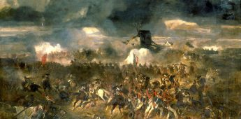 Het laatste nieuws uit Waterloo: Napoleon is verslagen!