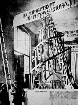 Tatlin-toren, 1919