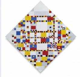 Victory Boogie Woogie - Piet Mondriaan (Gemeentemuseum)