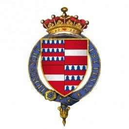 Wapen van Engelram VII van Coucy