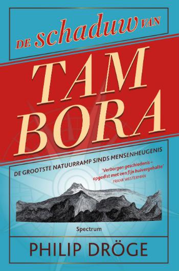 Boek Dröge Draagt Bij Aan Tambora Legende