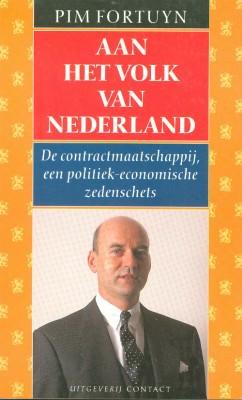 Aan het volk van Nederland - Pim Fortuyn