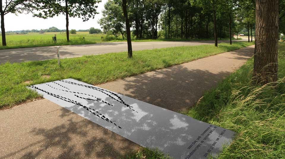 Belevingskunstwerk Grebbeberg (Parklaan)