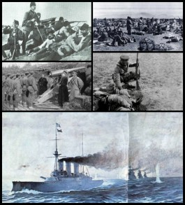 De Eerste Balkanoorlog - cc