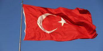 De anekdote van de Turkse vlag