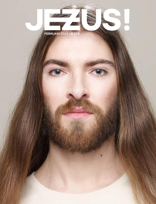 Jezus!, de glossy