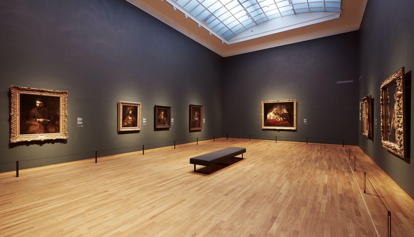 Late Rembrandt (Erik Smits - Rijksmuseum)