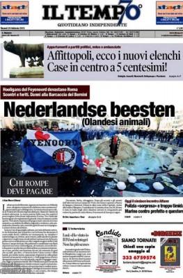 Nederlandse beesten (Il Tempo 70)