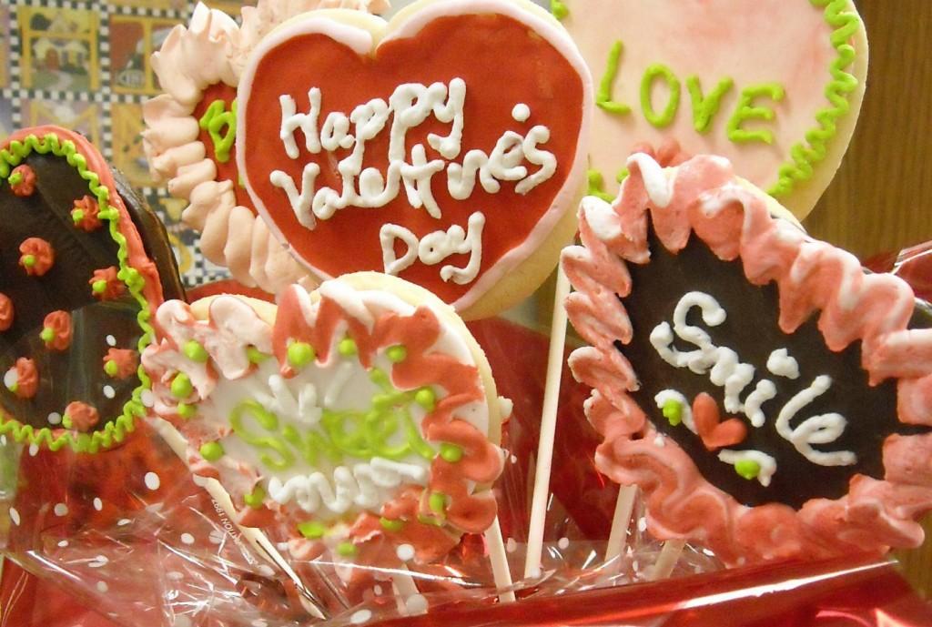 Snoepgoed voor Valentijnsdag