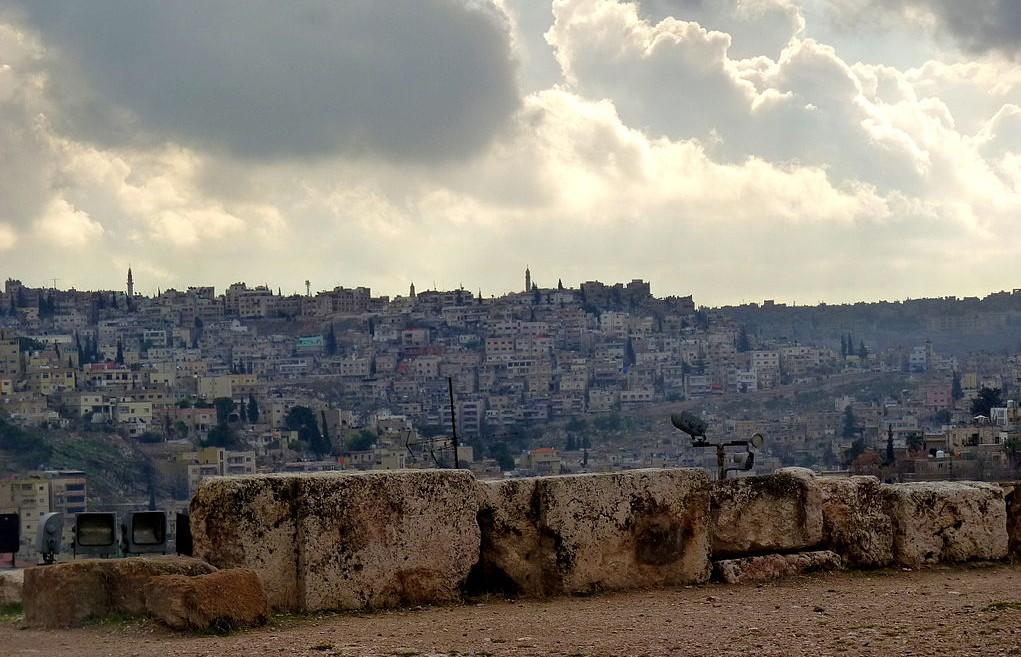 Amman, Jordanië - cc