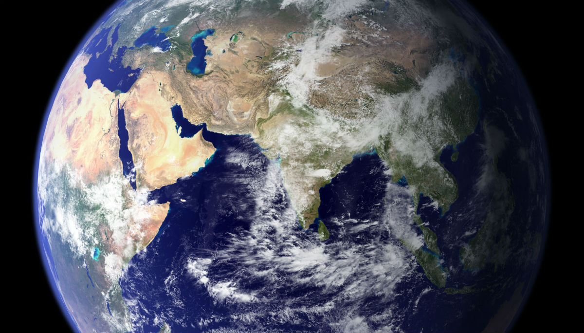 De aarde (cc - NASA)