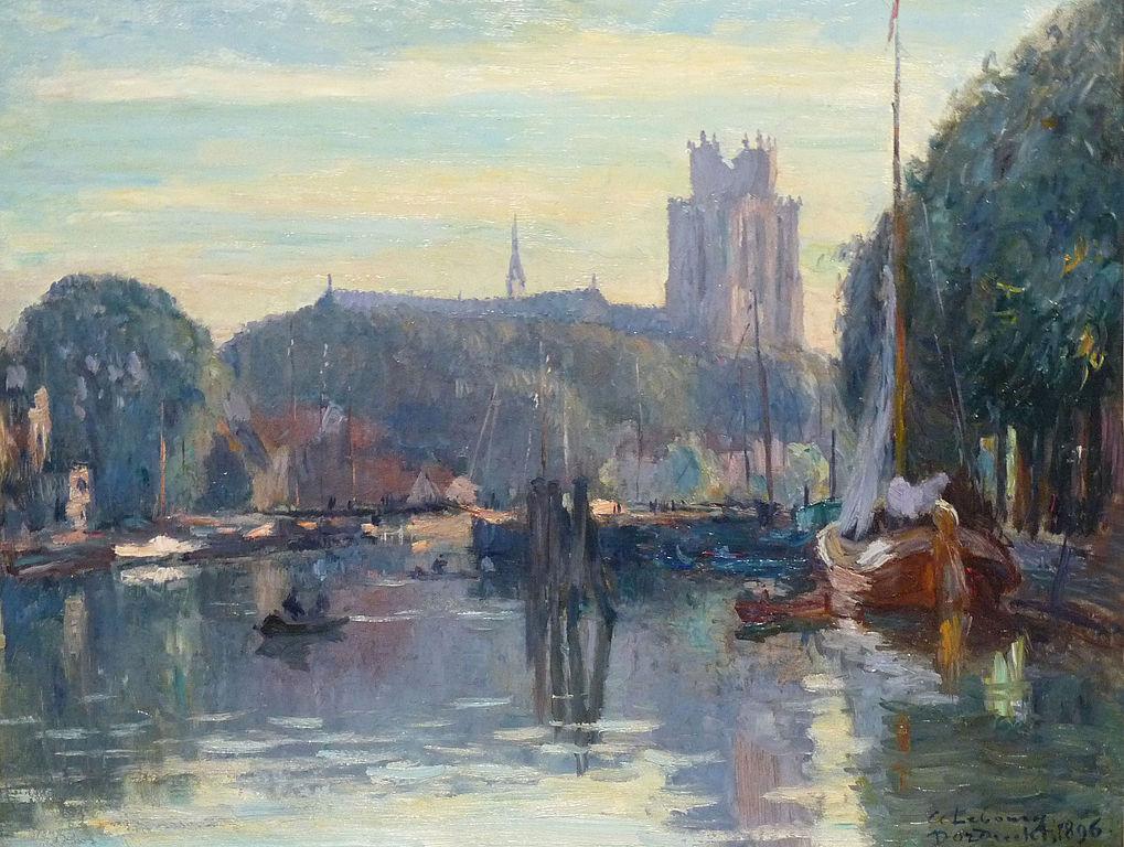 Dordrecht - Albert Lebourg, 1896