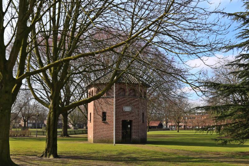Gedachteniskapel in Helmond (STIWOT)
