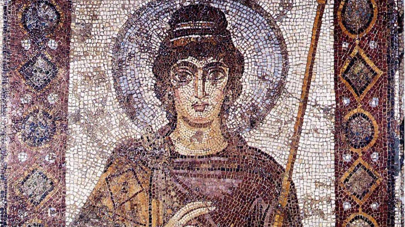 La dame de Carthage Musée de Carthage